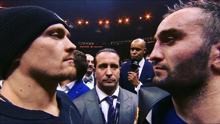 Oleksandr Usyk and Murat Gassiev to meet in Moscow