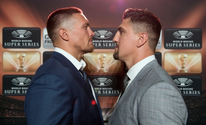 Callum Smith joins World Boxing Super Series