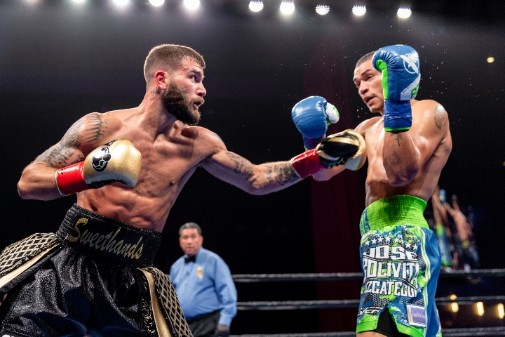 Unbeaten Plant faces Uzcategui for super middleweight crown