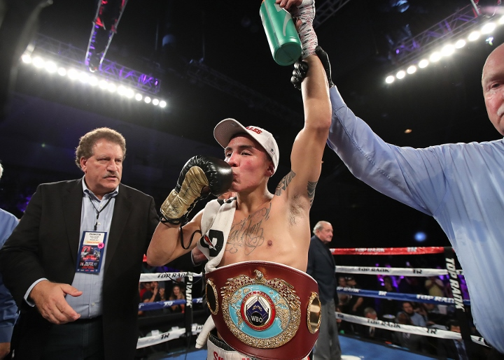 Scott Quigg defeated on points by unbeaten Oscar Valdez
