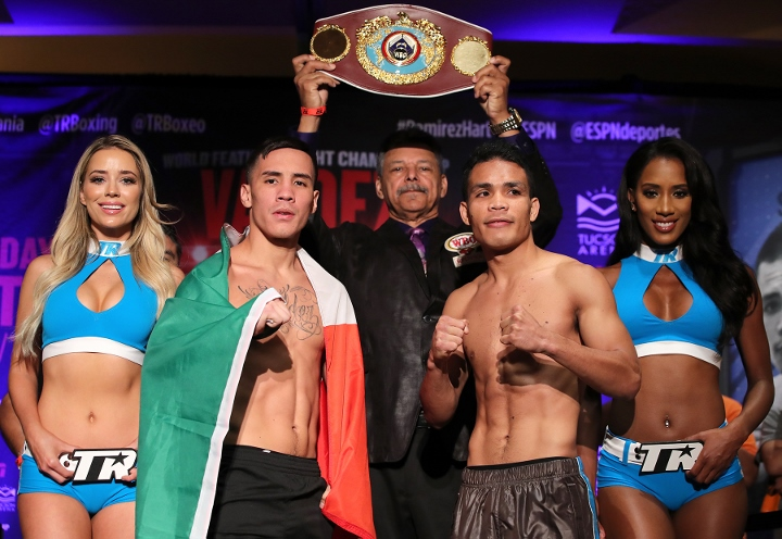 Oscar Valdez edges Genesis Servania after being dropped