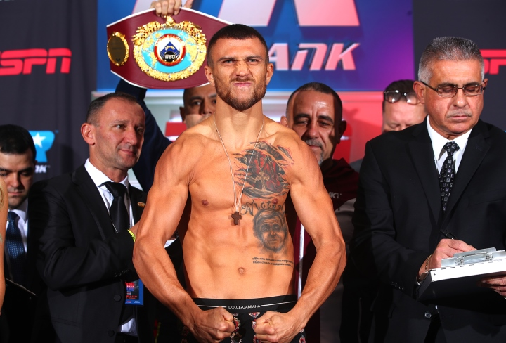 Vasyl Lomachenko has awesome new nickname after making Rigondeaux quit