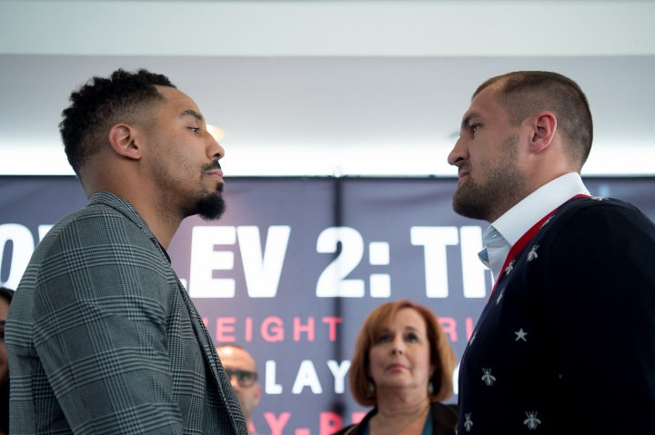 Kovalev's Manager To Team Andre Ward: Talk is Very, Very Cheap!
