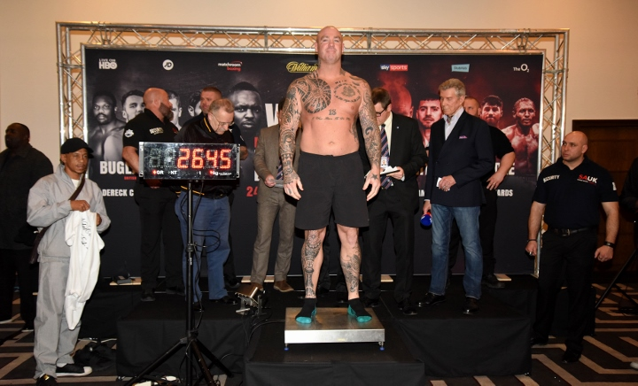 Dillian Whyte vs Lucas Browne Live Stream Free Boxing
