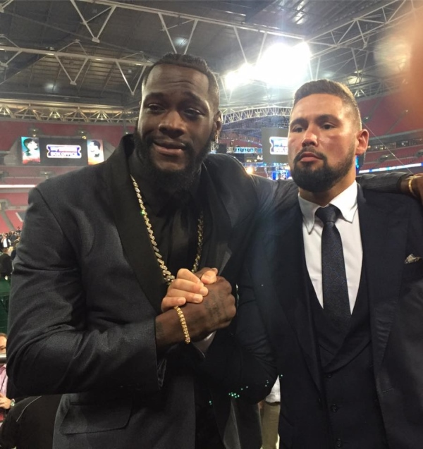 cv wilders Bellew: I Have a Better CV Than Wilder, Nobody Knows Him   Boxing News