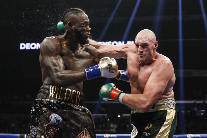 Wilder: fury first, and Joshua wait