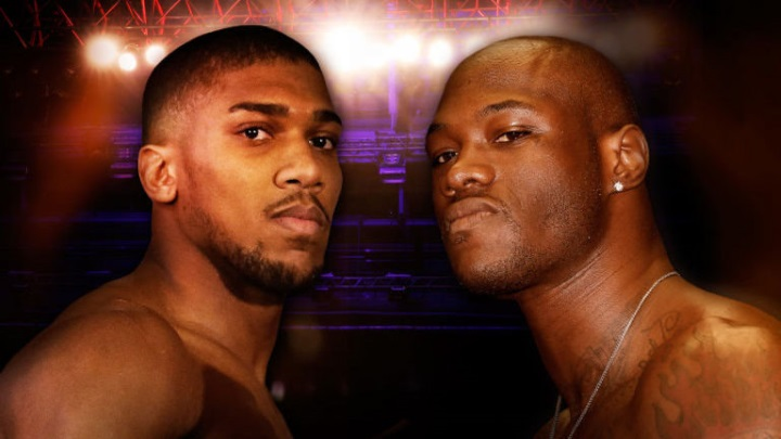 Anthony Joshua vows to humble Eric Molina in IBF title fight
