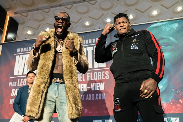 Deontay Wilder vs. Luis Ortiz II expert predictions: Who will win?