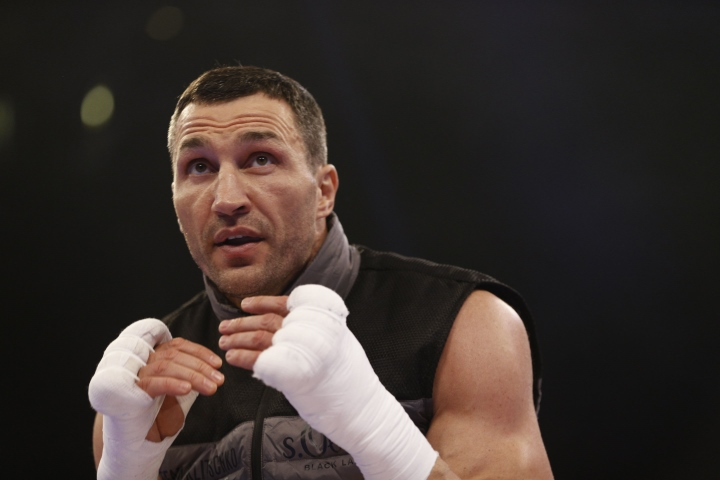 Wladimir Klitschko Rescued After Yacht Catches Fire in Spain