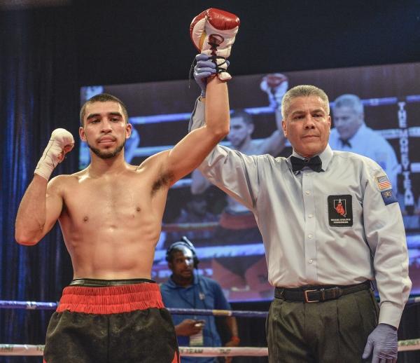 Image result for xavier martinez boxer